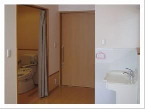 サービス付き高齢者向け住宅居室
